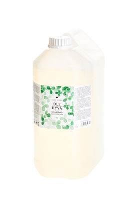 Shampoo – Hajusteeton 5000 ml kanisteri